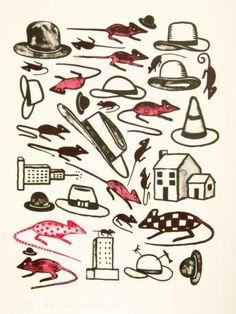 -variety -shape -colour -line -proportion -form -space -balance -contrast… Color Lines, Colour, Symmetrical Balance, Rare Wine, Rats, Kiwi, New Art, New Zealand, Art Decor