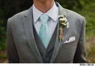 Perfect groomsmen suit