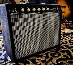 Headstrong Amplifiers hand wired Tweed and Blackface replica clone Fender Style Tube amps