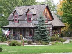Image result for rustic cabins