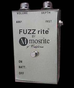 Mosrite Fuzz rite