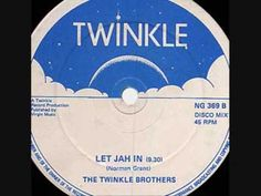 Twinkle Brothers - Let Jah In 12' -1981
