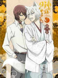 Tomoe and kurama