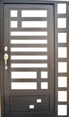 Resultado de imagen para proteccion de herreria para ventanas