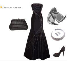 winter wedding black tie | Wedding – Black Tie (Guest Attire For) | Occassionally Dressed