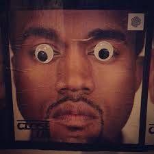 funny googly eye bombing
