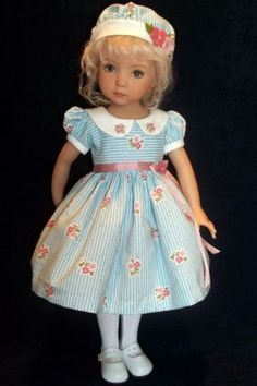 Effner Little Darling - outfit from eBay