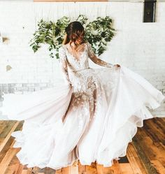 "The ""Hayley"" gown by Hayley Paige"