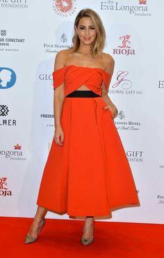 Rachel Stevens no Global Gift Gala