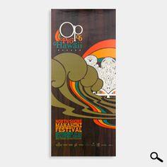 Sunset Surf Sales | OP Pro Malahiki Festival 2006 Poster