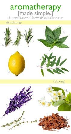 Aromathérapie - Aromatherapy - huiles essentielles - essential oils