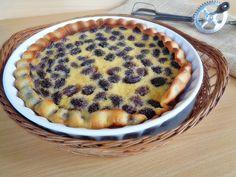 Κλαφουτί Με Μούρα/Mulberry Clafoutis | Cook And Feed