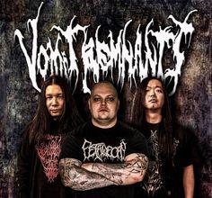 Japanese Death Metal Group VOMIT REMNANTS Premiere New Track!