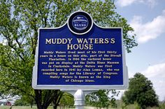 Muddy Waters Mississippi Delta Blues | Muddy Waters House Clarksdale Mississippi | Flickr - Photo Sharing!
