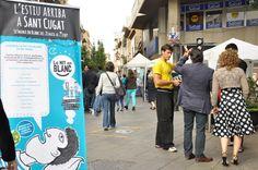 #eventhunters #bici #bicicleta #bicimupis #eventos #imagen #publicidad #publicidadmovil #barcelona #santcugat