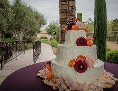 Fall wedding at Tuscan Gardens, Kingsburg, CA
