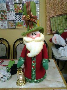 Santa..ilumina el camino