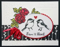 Heart's Delight Cards, Petal Palette, Sale-A-Bration 2018, Stampin' Up!