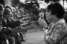 Protest of a Flower