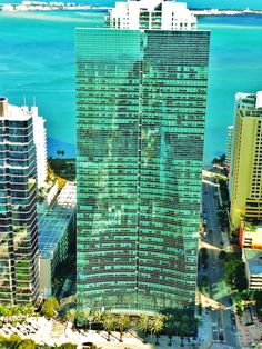 Espirito Santo Plaza, Brickell (Miami, Florida) hey beautiful I'll be there in about 3 1/2 years  <333333