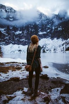 Somewhere along the way she lost herself and decided she must go off in search of her