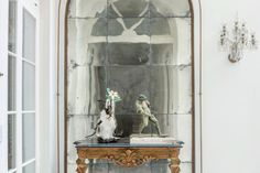 Rupert Bevan has established a reputation as supplier of the finest antiqued mirror glass in the industry. All our glass is designed and custom made specifically for each project and given a unique patina to meet our clients' aesthetics. Antique Mirror Glass, Old Mirrors, Antiqued Mirror, Glass Design, Antiques, Projects, Aesthetics, Meet, Painting