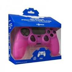 Tomee Silicone Skin Protective Case for PS4 Controller Pink >>> To view further for this item, visit the image link.Note:It is affiliate link to Amazon.