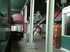 Downtown Chattanooga-Chattanooga Choo-Choo (HIGHLY RECOMMEND that you go to to Chattanooga, Stop in and eat at the Restaurant!)