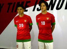 update Ini Dia! Jersey Timnas Indonesia Terbaru
