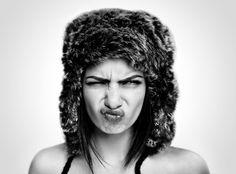 girl-portrait-white-black-cap-grimace.jpg (900×664)