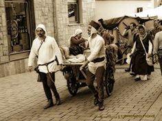 I mercanti di stoffe e pelli