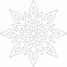 (2865) Входящие — Рамблер/почта Wooden Snowflakes, Christmas Snowflakes, Felt Christmas, Christmas Crafts, Christmas Ornaments, Snowflake Template, Crochet Snowflake Pattern, Applique Patterns, Craft Patterns