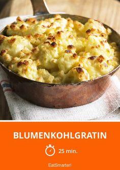 Blumenkohlgratin - smarter - Zeit: 25 Min. | eatsmarter.de