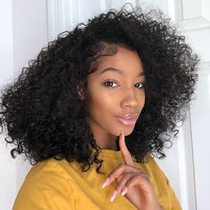 Makeup long Kinky curly Kinky curly sew in Kinky curly shampoo Curly Hair Cuts curly Kinky Long makeup sew Shampoo Curly Hair Styles, Curly Hair Cuts, Natural Hair Styles, Natural Curly Hair, Natural Curls, Short Hair, Kinky Curly Wigs, Human Hair Wigs, Curly Braids
