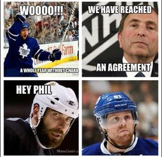 Phil is scared shitless of Big Z A Funny, Hilarious, Hockey Memes, Funny Hockey, Phil Kessel, Hockey Baby, Win Or Lose, Toronto Maple Leafs, Boston Bruins