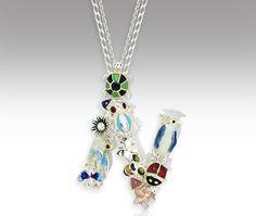 #N #Pendant Charmed, Pendant, Bracelets, Jewelry, Jewlery, Bijoux, Schmuck, Pendants, Jewerly