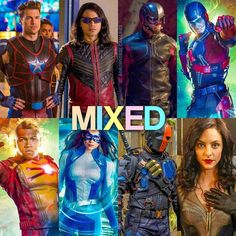 The Cw Shows, Dc Tv Shows, Dc Comics Series, Funk Pop, Supergirl And Flash, Black Lightning, Green Arrow, Batwoman, Cute Funny Animals