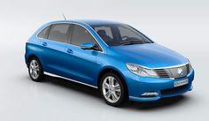 DENZA EV --- Shenzhen BYD Daimler New Technology Co
