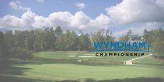 Martin Kaymer am zweiten Tag der Wyndham Championship