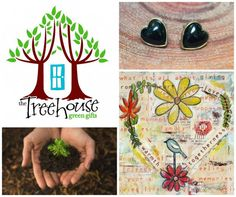 Treehouse Green Gifts offers unique organic, recycled, handmade and fair trade products for your home and family. We're offering a giveaway for a $75 gift card for a limited time. Support a company that cares!