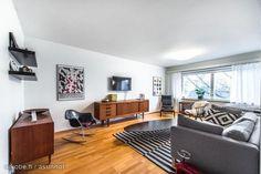Myytävät asunnot, Kontiontie 9 Tapiola Espoo #oikotie #oikotieasunnot #olohuone #skandinaavinen #sisustus