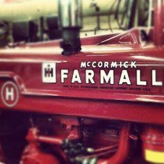 Michael's Farmall H show tractor, Bealeton, VA