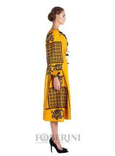 Дизайнерська сукня вишиванка FOBERINI Богемна Розкіш 9804494a089e5