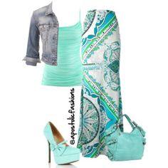 Apostolic Fashions #487