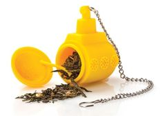 Yellow Submarine Tea Infuser: Infuse Tea In Style