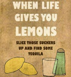 """Love this if you were having a special on lemon cheesecake """"When life gives you lemons... make lemon cheesecake! Enjoy 25% off of all Lemon Cheesecakes"""""""