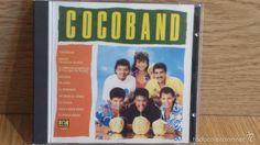COCOBAND. MISMO TÍTULO. CD / KUBANEY-MIAMI - 1989, 10 TEMAS / CALIDAD LUJO.