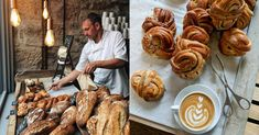 Looking for artisan bread in Edinburgh? From traditional French treats to Scandinavian delights, we've selected 6 of the best artisan bakeries in Edinburgh. Good Bakery, Best Bakery, Bakery Cafe, Edinburgh, Glasgow, Artisan Bread, Bakeries, Chicken Wings, Sausage