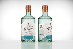 Lysholm N52 Botanisk Aquavit — The Dieline - Branding & Packaging