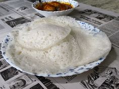 Soft yummy appam